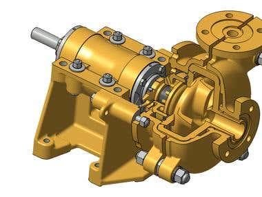 Pump models