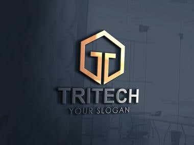 T letter Logo Design