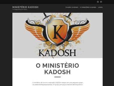 ministério Kadosh  blog