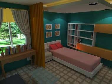 Sample Interior design