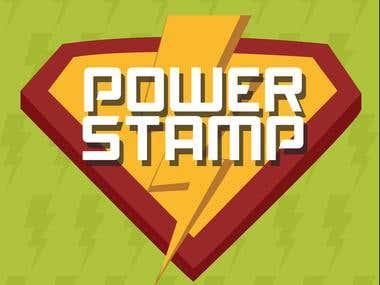 Logomarca PowerStam