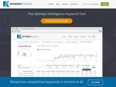 Keyword Revealer: The Ultimate Intelligence Keyword Tool