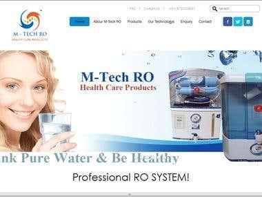 M-Tech RO System