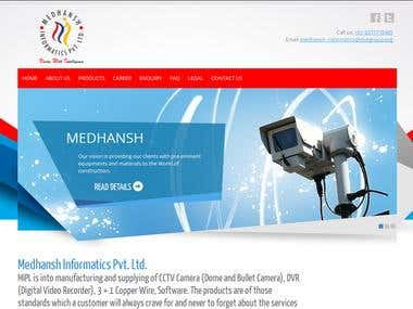 Medhansh Informatics Pvt. Ltd.