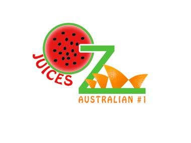OZ Juices Logo