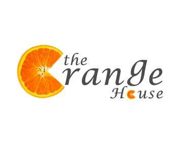 The Orange house Logo