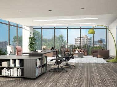 CEO Room.