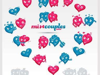 Mixcouples