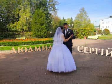 Luda & Sergei | Wedding video
