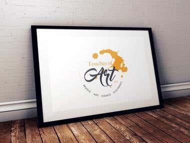 Touches of Art Logo