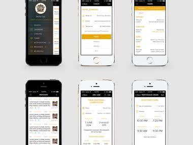 iOS app InTheLoop