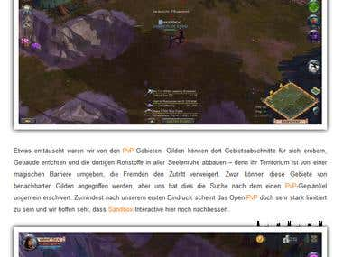 Albion Online: Alpha Preview
