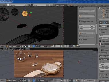 Watch making in Cycles