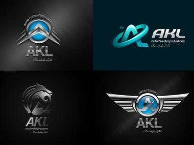 AKL Automotive_Logo Design