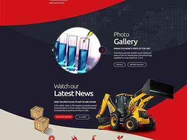 Oman Chlorine_Web UI