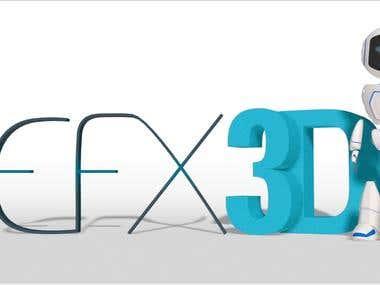 Imagen de mi estudio de animación EFX3D Animation