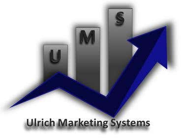 Logo for marketing company located in the United States