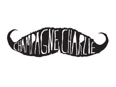 Champagne Charlie graphic