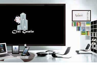Web Deisigning & Development- http://www.citigenie.com/