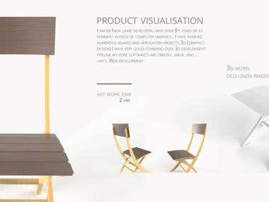 Product visualization