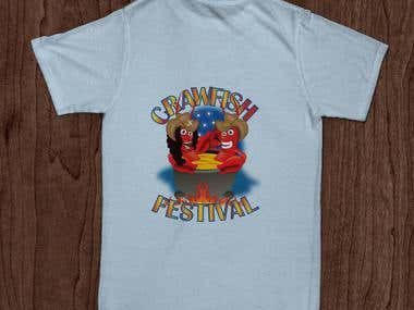 Crawfish Design