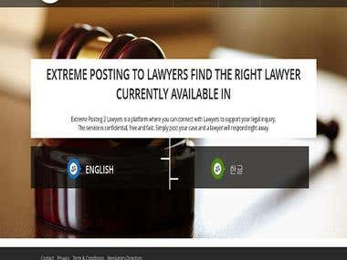 Post your case and hire a lawyer