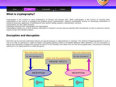 C#, Cryptography, Microsoft SQL
