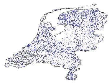 Netherlands Post Code