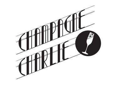Champagne Charlie Logo