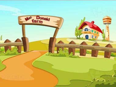 2D Animation Nursery Rhymes