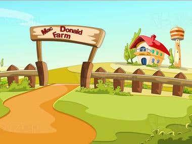 2D Animation Nursery Rhymes