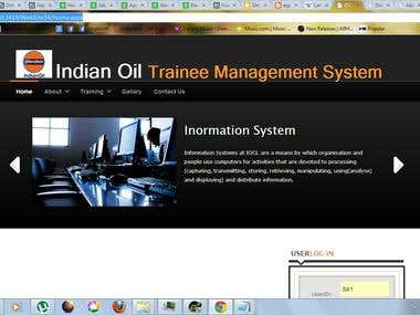 Indian Oil Cr. Ltd. TMS