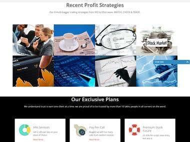 Trading Advisory Firm