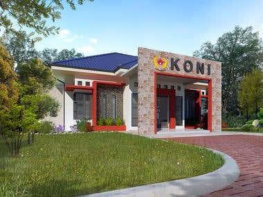 """KONI"" Office"