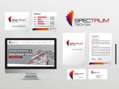 SPECTRUM TECH | STARTUP + BRANDING 360° SOLUTIONS