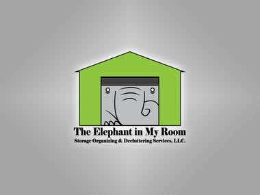 Logo for The Elephant in My Room