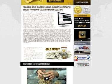 Ed & Serge gold trader