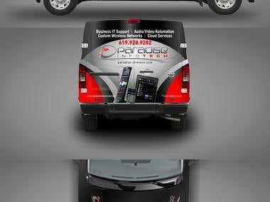 Car Warp Design