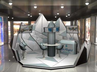 diamond booth