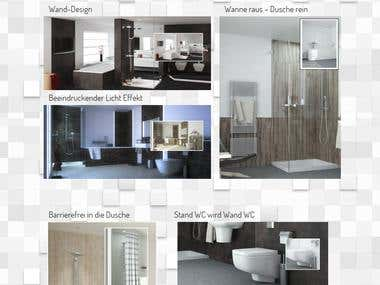Bathroom Flooring website