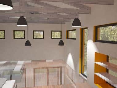 Loft unit Design
