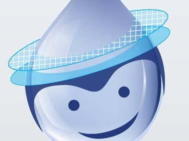 Aqua Mineral Logo