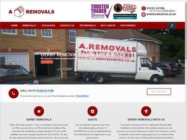A.REMOVALS removal business
