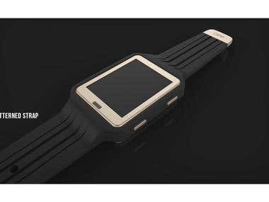 Smartwatch for the elderly