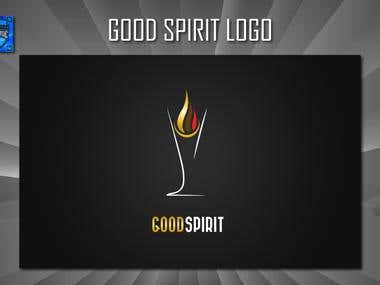GOOD SPIRIT LOGO