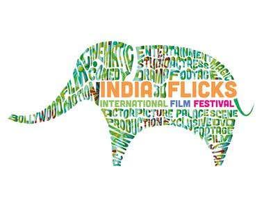 Indian Flicks Festival Logo