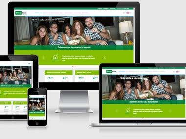 PSD to HTML Responsive