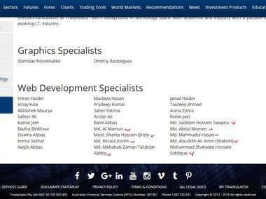 Web Development, Data Entry, Web Research, Photoshop