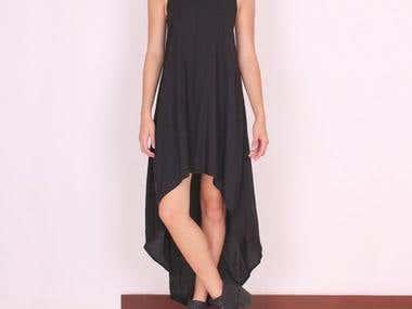 Minang Dress by Somewhere