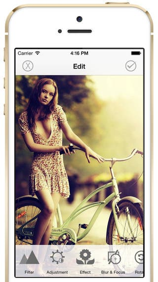 A Powerful Photo Editor App